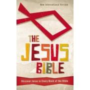 NIV, The Jesus Bible, Hardcover by Zonderkidz