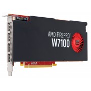 HP AMD FirePro W7100 8GB Graphics