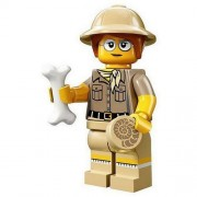 LEGO Minifigures Series 13 Paleontologist Construction Toy by LEGO