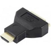 ENTER-WEB - Adaptateur HDMI 19P Male vers DVI-I 24+5 Femelle ( 127950 )