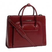 Laptop Bag - Lake Forest Red