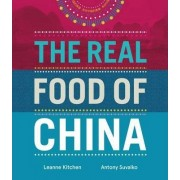 The Real Food of China by Leanne Kitchen