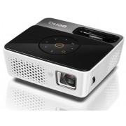 Videoproiector Resigilat BenQ GP3, Mini, DLP, WXGA, 300 lumeni, Docking pentru iPhone si iPod