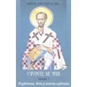Cuvinte de aur Vol 5 Rugaciunea taria si puterea sufletului - Sfantul Ioan Gura De Aur