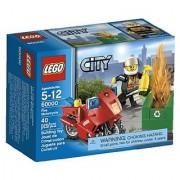 LEGO City Motorcycle 60000