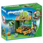 Playmobil Secret Forest Animals Play Box