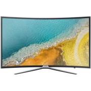 Televizor LED Samsung UE49K6372, curbat, Full HD, smart, PQI 800, USB, 49 inch, DVB-T2/C/S2, negru