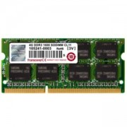 RAM Памет Transcend 4GB DDR3-1600 SO-DIMM, JM1600KSH-4G
