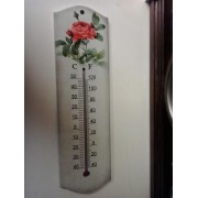 Virágos hőmérő 2