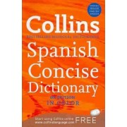 Collins Spanish Concise Dictionary by HarperCollins Publishers