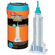 T.S. Shure ArchiQuest Empire State Building Wooden Architectural Blocks