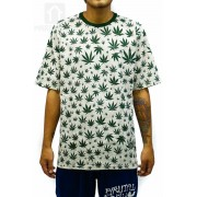 Camiseta Ray Brown Full Hemp Branca