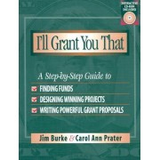 I'LL Grant You That by Jim Burke