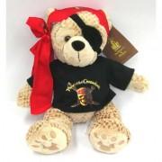 Disney Duffy Bear Plush Toy Pirates of the Caribbean (japan import)