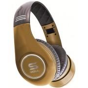 Casti Stero Soul by Ludacris SL300 Elite Hi-Definition (Negru/Auriu)