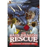 The Rain Dragon Rescue by Suzanne Selfors