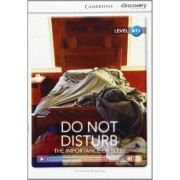Do Not Disturb: The Importance of Sleep High Beginning Book with Online Access by Genevieve Kocienda