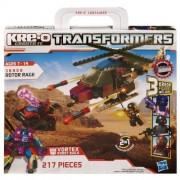 KRE-O Transformers Rotor Rage Set (36959) by Kre-o [Toy] (English Manual)