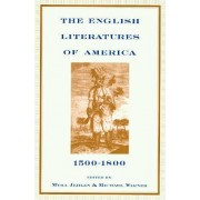 The English Literatures of America by Myra Jehlen