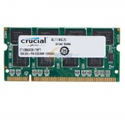 1Go RAM PC Portable SODIMM Crucial CT12864X335 DDR1 PC-2700 333MHz