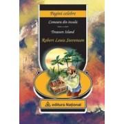 Comoara din insulă (ed. National).