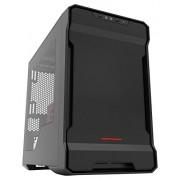 Phanteks PH-ES215P_SRD Enthoo Evolv Mini iTX Tower Case, Window Case, Red