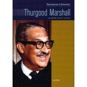 Thurgood Marshall by Lisa Aldred