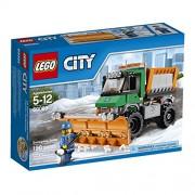 LEGO City Great Vehicles Snowplow Truck