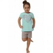 Italian Fashion Karmel kr.r.kr.sp. piżama dziewczęca
