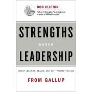 Strengths-Based Leadership by Tom Rath