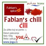 Čili (kajenski pepar, feferona)