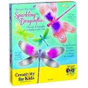 Creativity For Kids - Cfk1328 - Kit De Loisirs Créatifs - Libellules Scintillantes