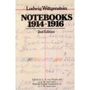 Notebooks, 1914-1916 by Ludwig Wittgenstein