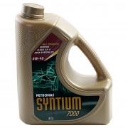 Petronas SYNTIUM 7000 0W-40 4 Litre Can