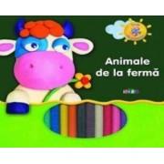 Animale de la ferma - Invat sa modelez