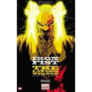 Iron Fist: The Living Weapon Volume 1: Rage by Kaare Andrews