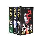Stieg Larsson Three Book Set - Millennium Trilogy