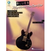 Blues Rhythms You Can Use - a Complete Guide to Learning Blues Rhythm Guitar Styles by John Ganapes