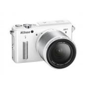 """Nikon N1 AW1 Cámara EVIL de 14.2 Mp (pantalla 3"""", estabilizador, GPS), color blanco"""
