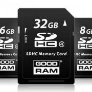 16GB GOODRAM SDHC Class 4 (SDC16GHC4GRR10)