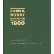China Rural Statistics 1988 by State Statistical Bureau of the People's Republic of China