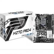 Asrock-Intel-1151-H270-Pro4-DDR4-VGA-DVI-HDMI-USB3-0-TypeC-ATX