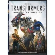 Transformers Age of Extinction DVD 2014