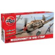 Airfix A02062 Modellino Aereo Messerschmitt Bf109E - Tropical