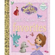 Sofia the First Little Golden Book Favorites (Disney Junior: Sofia the First) by Andrea Posner-Sanchez