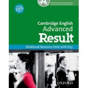 Cambridge English: Advanced Result: Workbook Resource Pack with Key by Mary Stephens