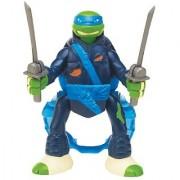 Teenage Mutant Ninja Turtles Throw N Battle Leonardo Figure