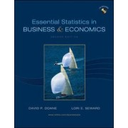Essentials Statistics in Business and Economics by David P. Doane