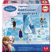 La Reine Des Neiges J'apprends A . Additionner Et Soustraire