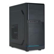 RPC - CPCS-AD550BD-BU01A - AD550BD - ATX - Putere sursa 550 W - Bay-uri interne 3.5 inch 4 - Bay-uri externe 5.25 inch 3 - Sloturi de expansiune 6 - Placi baza compatibile ATX - microATX - Porturi frontale 2 x USB 2.0, 1 x Mic, 1 HD Audio - Culoare Negru